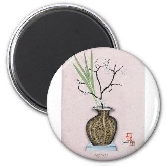 Aimant Ikebana 1 par les fernandes élégants