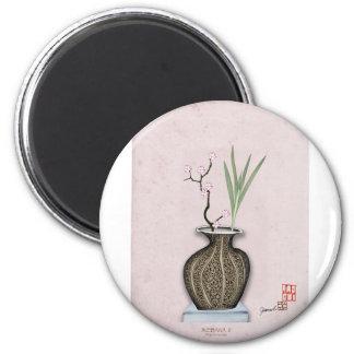 Aimant Ikebana 2 par les fernandes élégants
