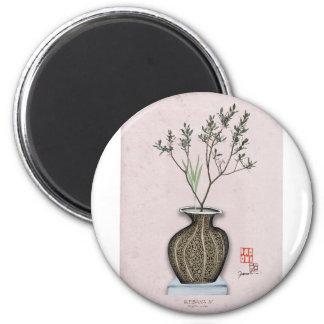 Aimant Ikebana 4 par les fernandes élégants