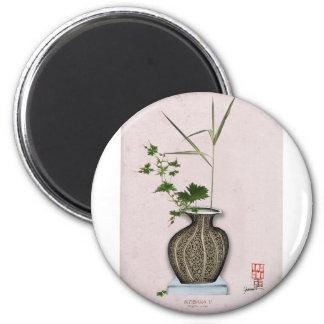 Aimant Ikebana 5 par les fernandes élégants