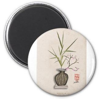Aimant ikebana 7 par les fernandes élégants