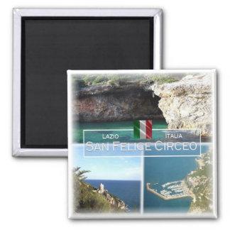 Aimant IL l'Italie # le Latium - San Felice Circeo -