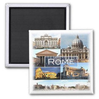 Aimant IL * l'Italie - Rome - Roma Italie