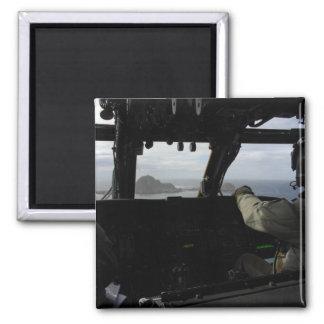Aimant Île de Farallon d'approche d'équipages aériens