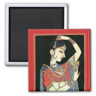 Aimant Indien, femme de Mughal, princesse