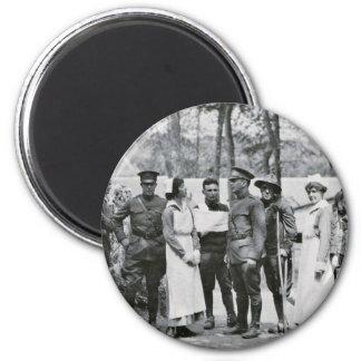 Aimant Infirmières et médecins de WWI
