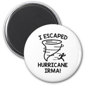 Aimant J'ai échappé à l'ouragan Irma