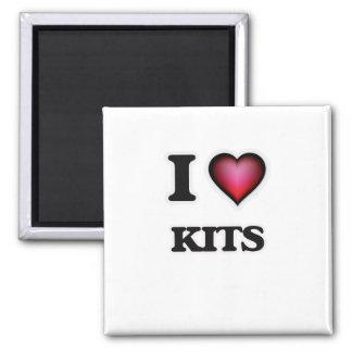 Aimant J'aime des kits