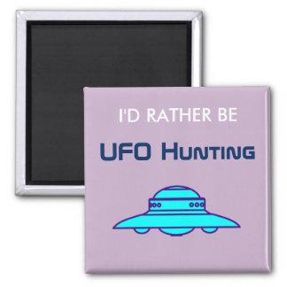 Aimant Je serais plutôt chasse d'UFO
