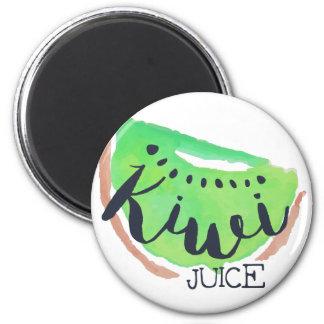 Aimant Jus frais de kiwi