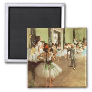 Aimant La Classe de Danse par Edgar Degas