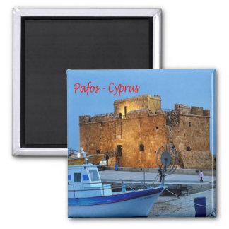 Aimant La CY - La Chypre - le Pafos - forte bizantin