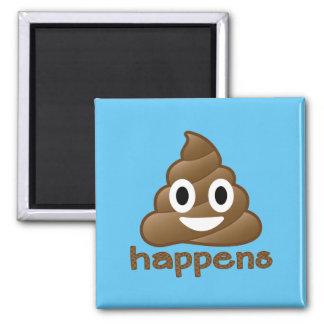 Aimant La dunette se produit Emoji