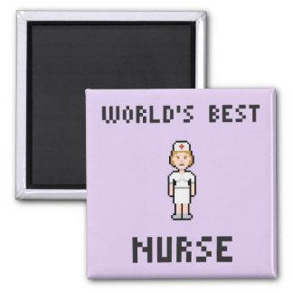 Aimant La meilleure infirmière du monde