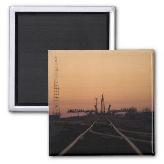Aimant La plate-forme de lancement de Soyuz