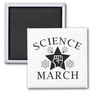Aimant La Science mars