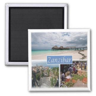 Aimant La TZ * La Tanzanie - la Zanzibar