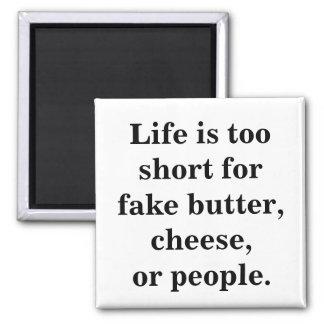 Aimant La vie est citation drôle courte