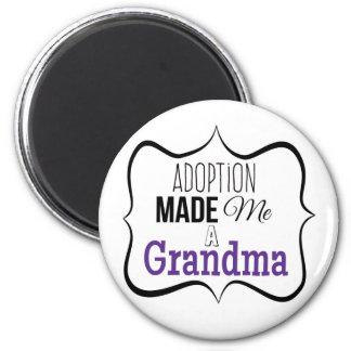 Aimant L'adoption m'a fait une grand-maman