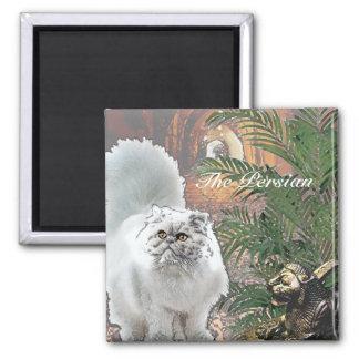 Aimant L'aimant de chat persan