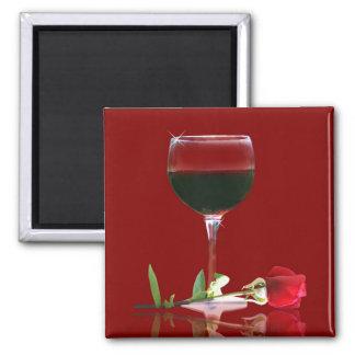 Aimant L'aimant de l'amateur de vin