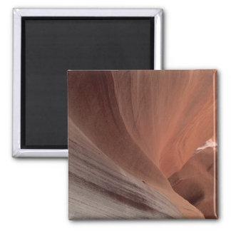 Aimant L'ARIZONA - canyon supérieur E d'antilope - roche