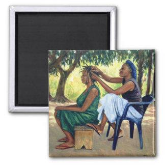 Aimant Le coiffeur 2001