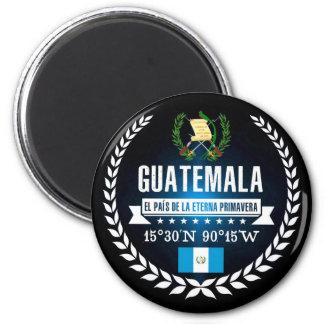 Aimant Le Guatemala
