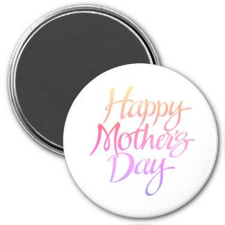 Aimant Le jour de mère heureux