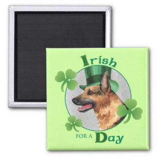 Aimant Le jour GSD de St Patrick