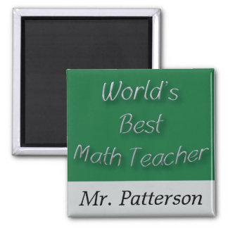 Aimant Le meilleur professeur de maths du monde