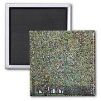 Aimant Le parc par Gustav Klimt