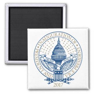 Aimant Le Président Inaugural Logo Inauguration de penny