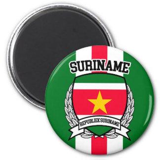 Aimant Le Surinam