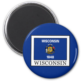 Aimant Le Wisconsin