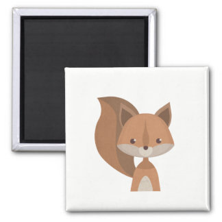 Aimant L'écureuil
