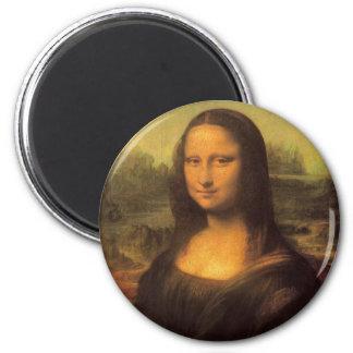 Aimant Leonardo Da Vinci Mona Lisa