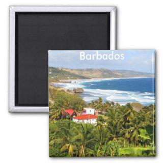 Aimant Les Barbade, belle vue du flanc de coteau et de