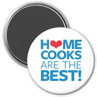 Aimant Les cuisiniers de maison sont le meilleur