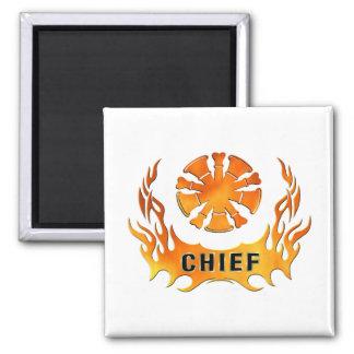 Aimant Les flammes du chef