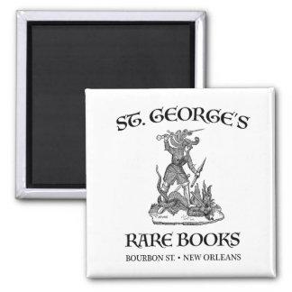 Aimant Les livres rares de St George