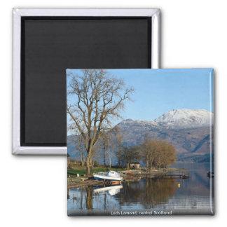 Aimant Loch Lomond, Ecosse centrale