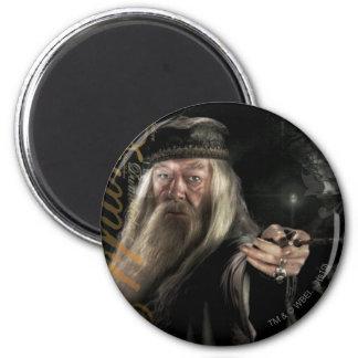 Aimant Logo de manuscrit de Dumbledore