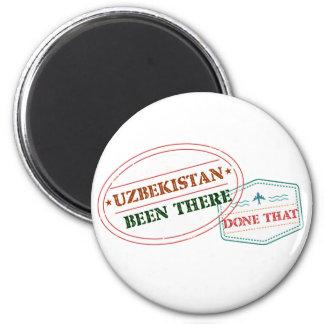 Aimant L'Ouzbékistan là fait cela