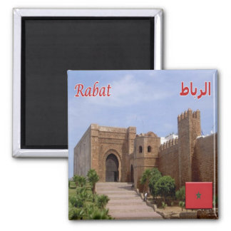 Aimant MA - Le Maroc - le Rabat