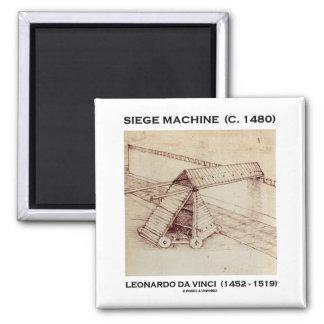 Aimant Machine de siège (C. 1480) Leonardo da Vinci