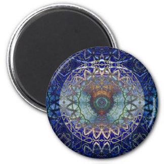 Aimant Mandala de l'aimant de Web de Noedic
