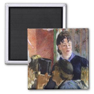 Aimant Manet | La Serveuse de Bocks, 1878-79