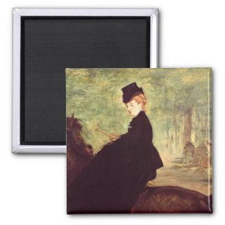 Aimant Manet | l'amazone, 1875