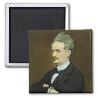 Aimant Manet | le journaliste Henri Rochefort, 1881